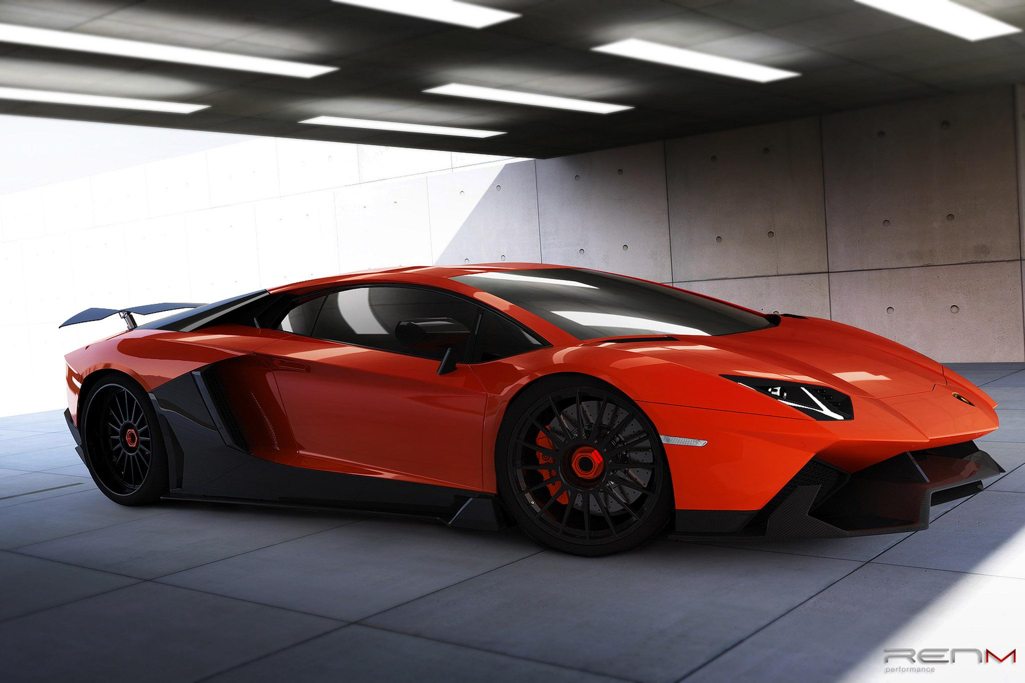 Renm Performance Lamborghini Aventador Le C Supercars