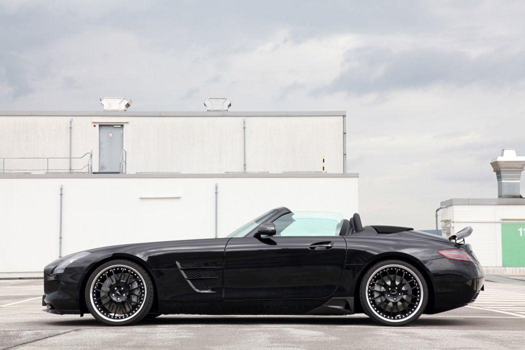 2012 VATH Mercedes Benz AMG SLS Roadster tuning r wallpaper