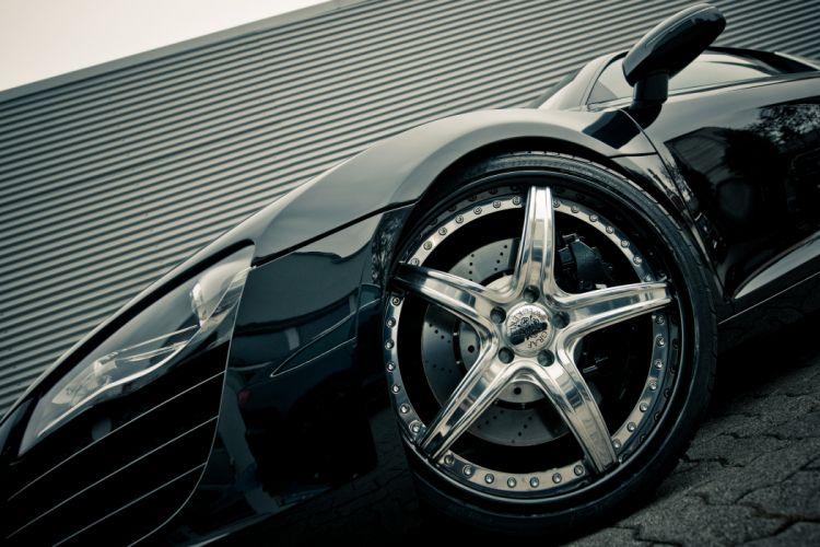 2012 Graf-Weckerle Audi R-8 tuning wheel wheels wallpaper