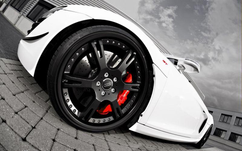 2012 Wheelsandmore Audi R-8 Spyder-GT Spyder tuning wheel wheels wallpaper