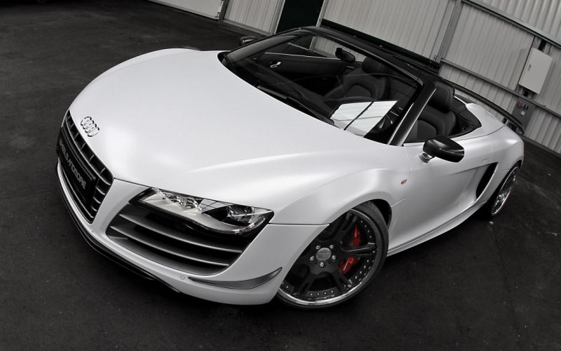 2012 Wheelsandmore Audi R-8 Spyder-GT Spyder tuning q wallpaper