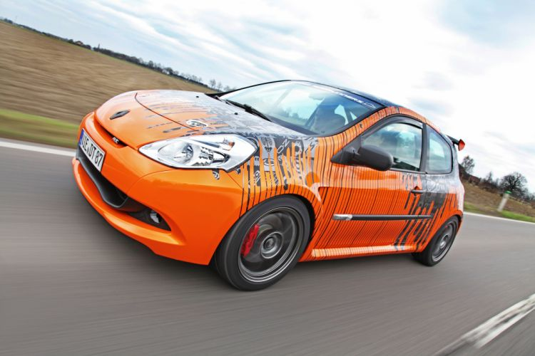 2012 Cam-Shaft Renault Clio tuning a wallpaper