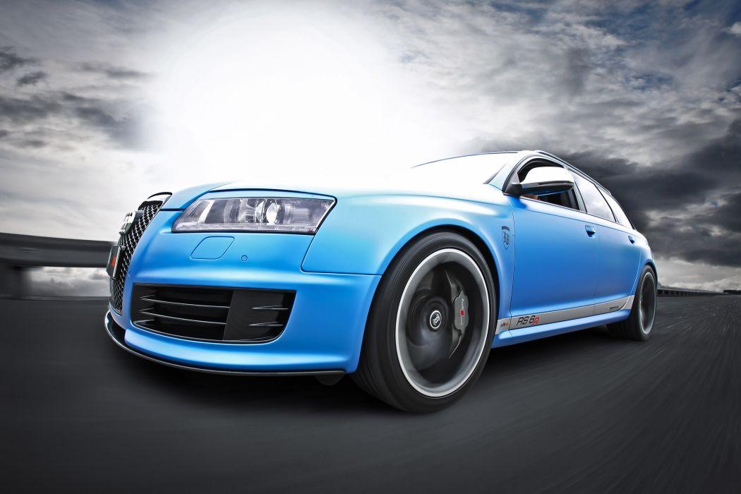 2012 Fostla-Wrapping Audi RS6 tuning stationwagon stationwagons q wallpaper