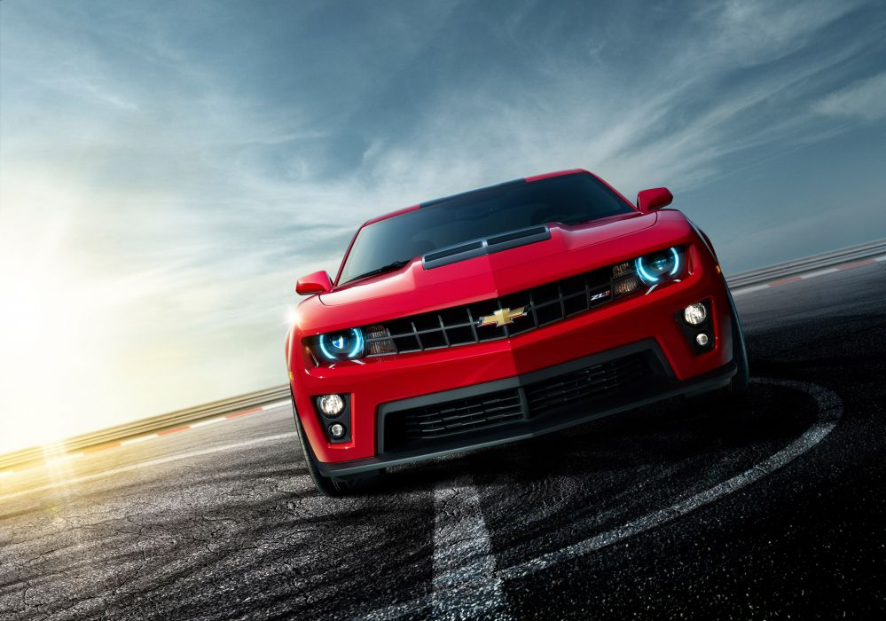 2012 Hennessey Chevrolet Camaro ZL1 tuning muscle e wallpaper