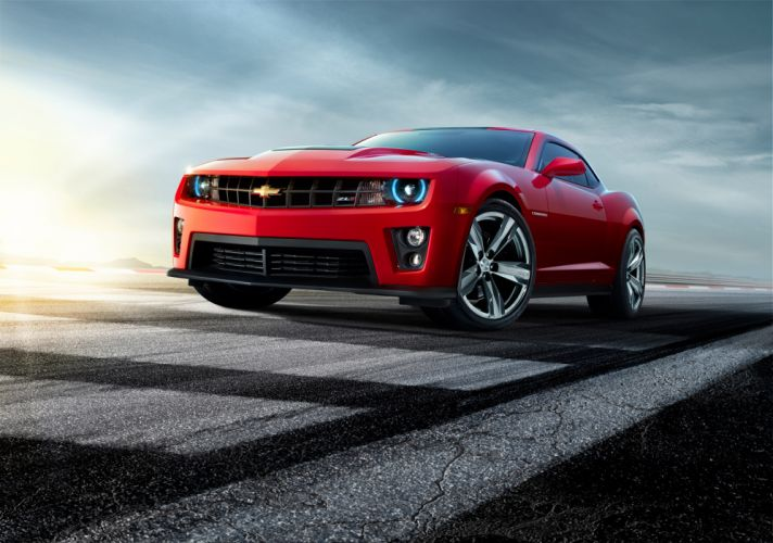 2012 Hennessey Chevrolet Camaro ZL1 tuning muscle q wallpaper