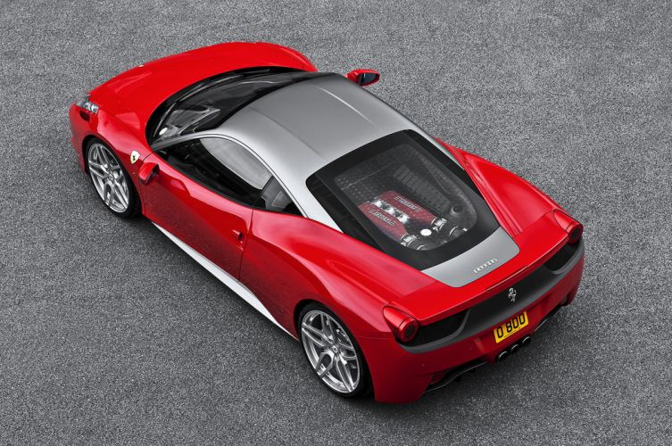 2012 Kahn Ferrari 458 Italia supercar supercars engine engines wallpaper