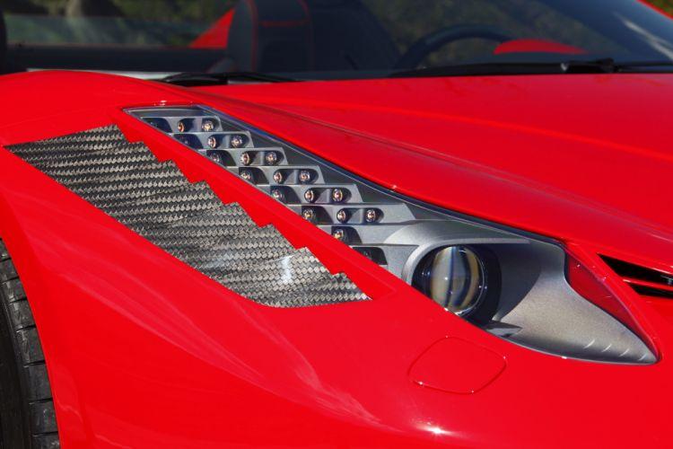 2012 Mansory Ferrari 458 Spyder Monaco supercar supercars q wallpaper
