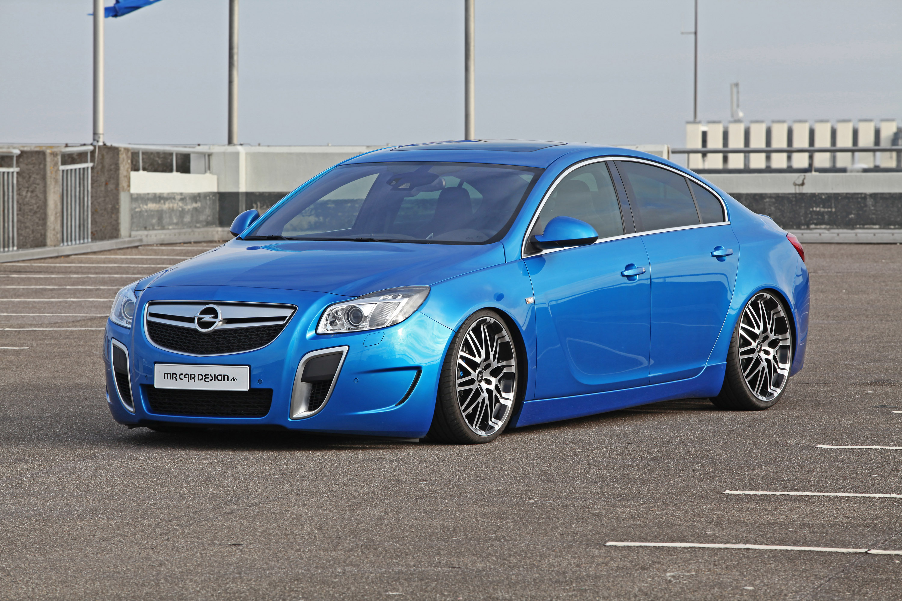 2012 mr car design opel insignia opc tuning wallpaper