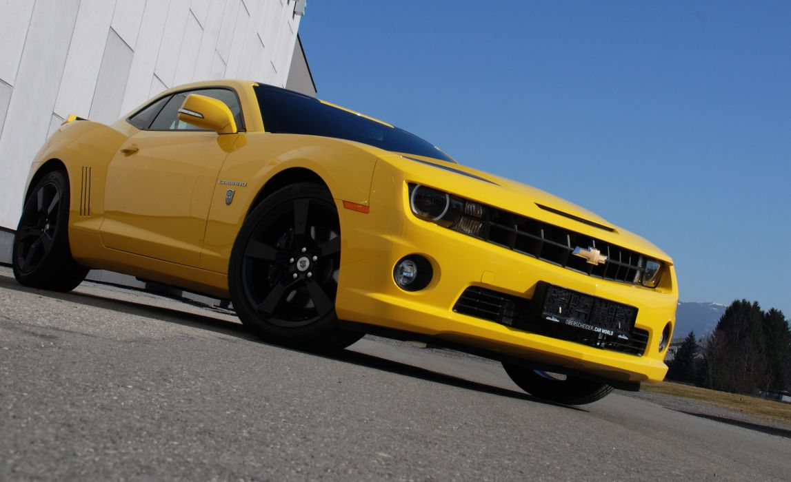 2012 O-CT Chevrolet Camaro tuning muscle wallpaper