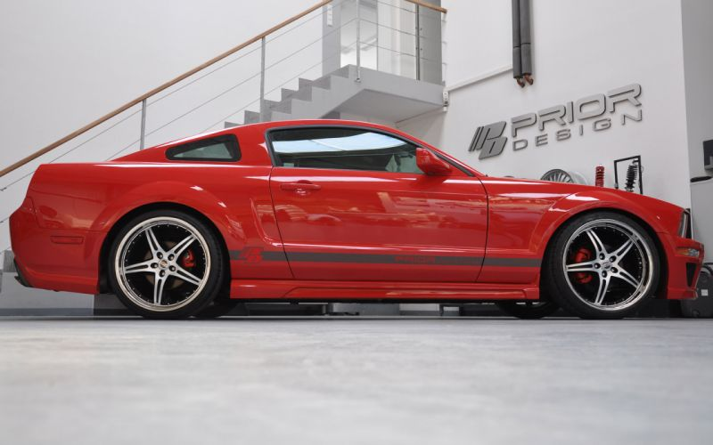 2012 PRIOR-DESIGN Ford Mustang muscle tuning t wallpaper