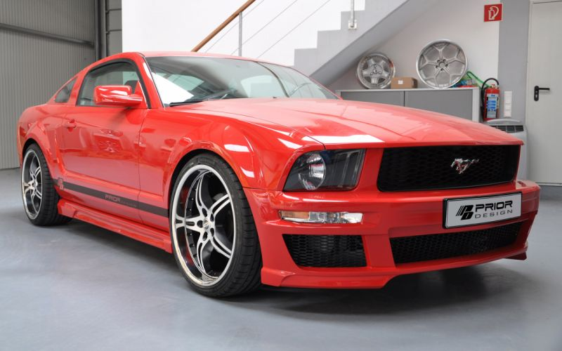 2012 PRIOR-DESIGN Ford Mustang muscle tuning wallpaper