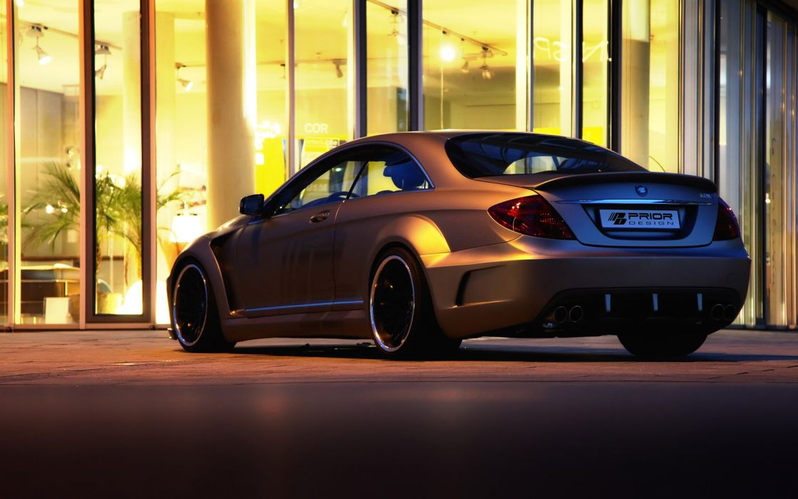 2012 Prior-Design V-2 Mercedes Benz C-L tuning      n wallpaper