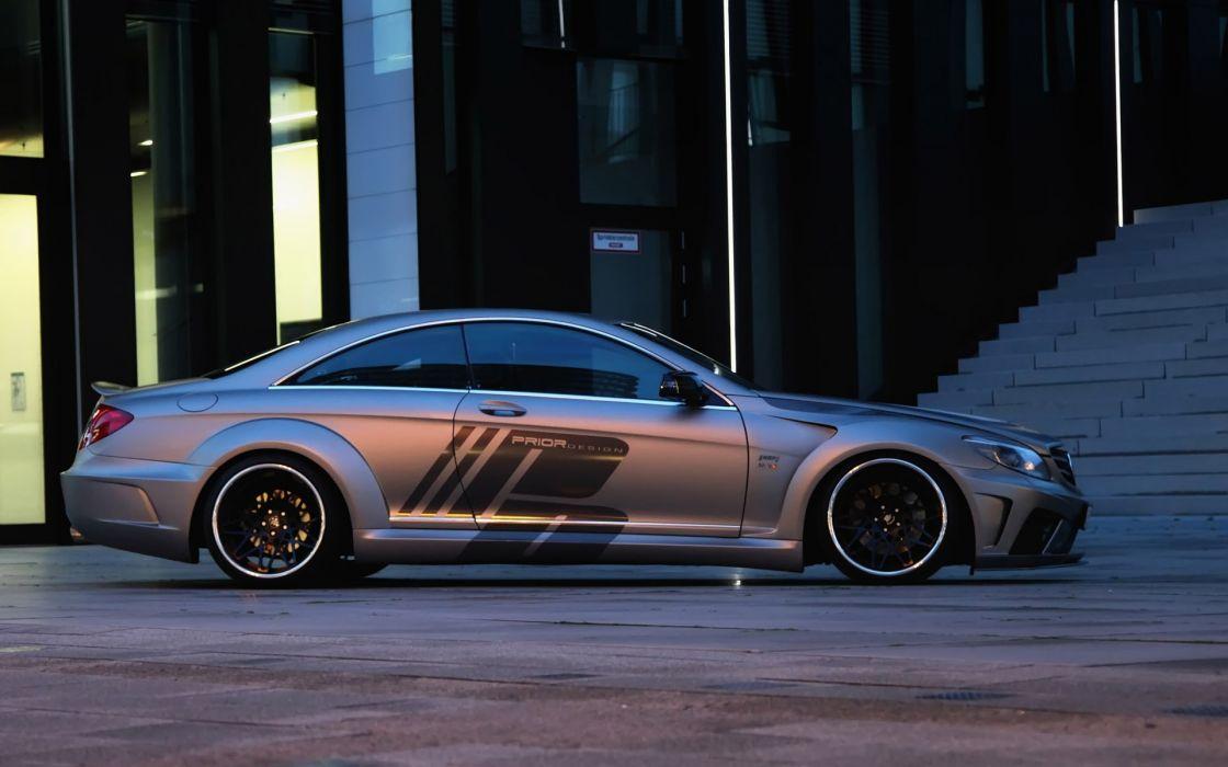2012 Prior-Design V-2 Mercedes Benz C-L tuning      v wallpaper