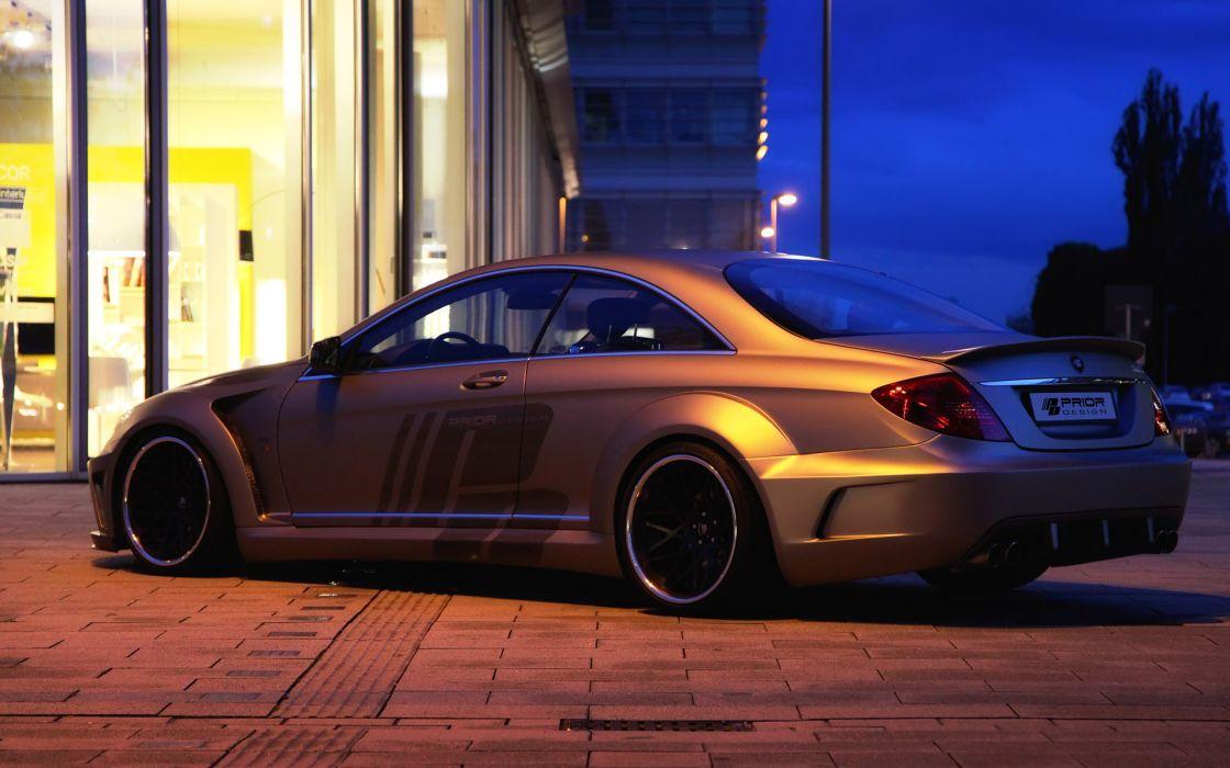 2012 Prior-Design V-2 Mercedes Benz C-L tuning     e wallpaper