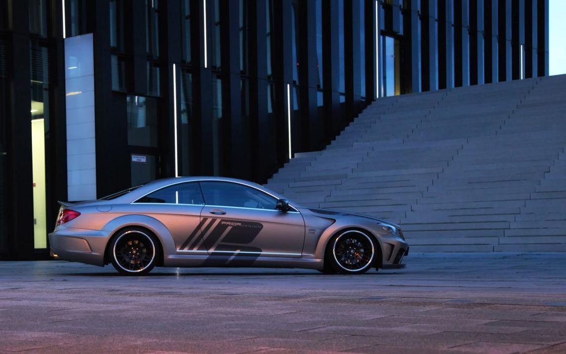 2012 Prior-Design V-2 Mercedes Benz C-L tuning     s wallpaper