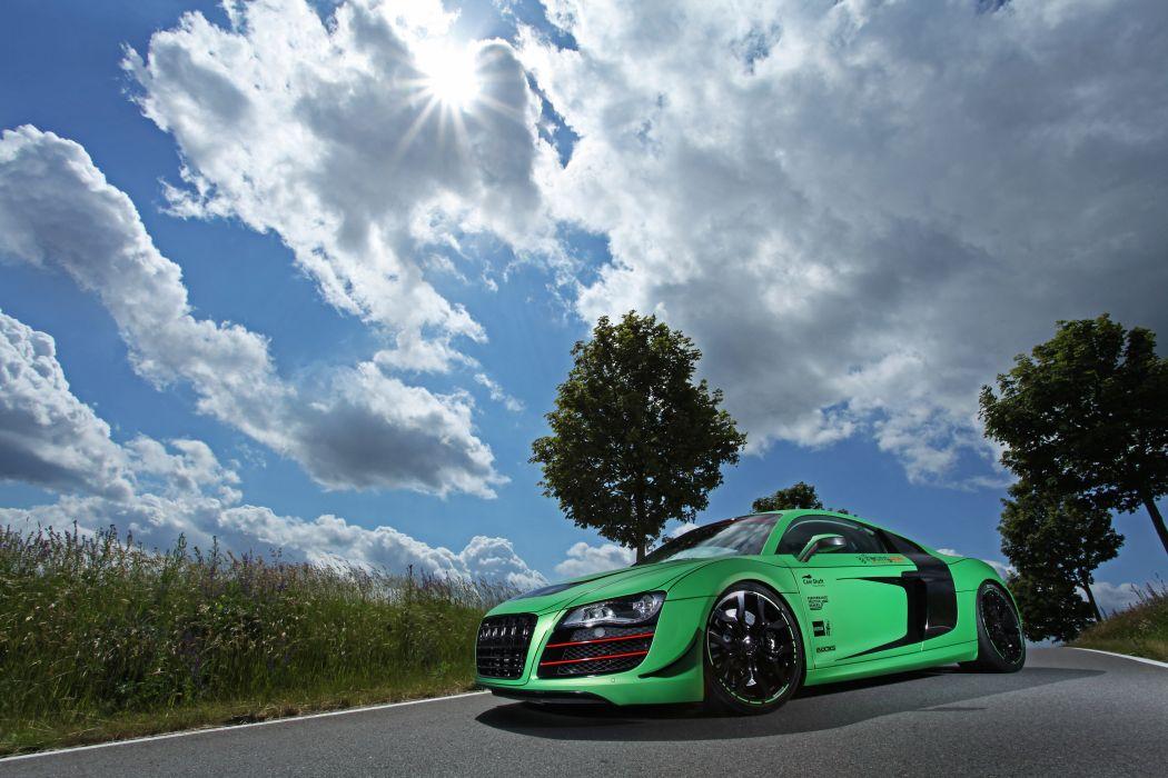 2012 Racing-One Audi R-8 V-10 Quattro tuning     d wallpaper