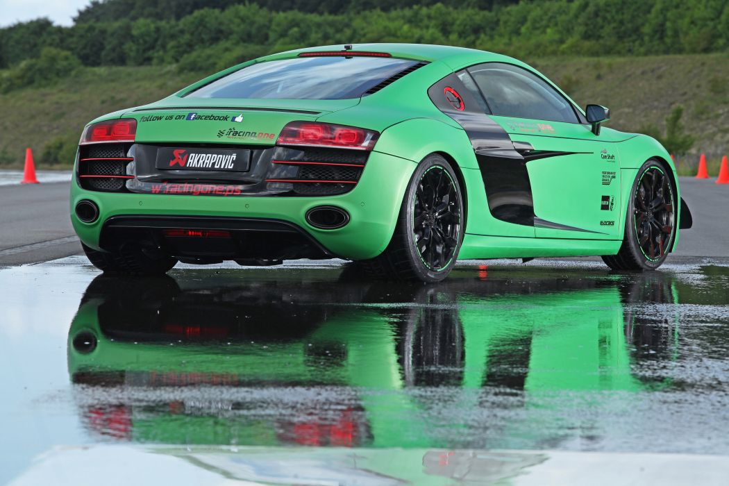 2012 Racing-One Audi R-8 V-10 Quattro tuning    d wallpaper