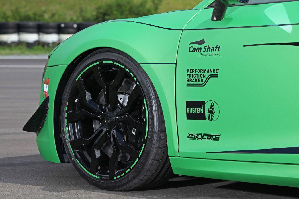2012 Racing-One Audi R-8 V-10 Quattro tuning wheel wheels wallpaper