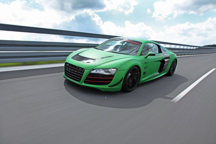 2012 Racing-One Audi R-8 V-10 Quattro tuning z wallpaper