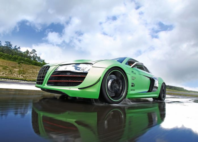 2012 Racing-One Audi R-8 V-10 Quattro tuning wallpaper