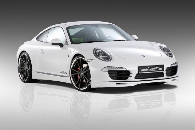 2012 SpeedArt Porsche 991 Carrera tuning wallpaper