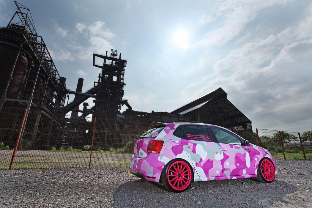 2012 Synergeti-Effects Volkswagen Polo GTI-6R gti tuning e wallpaper