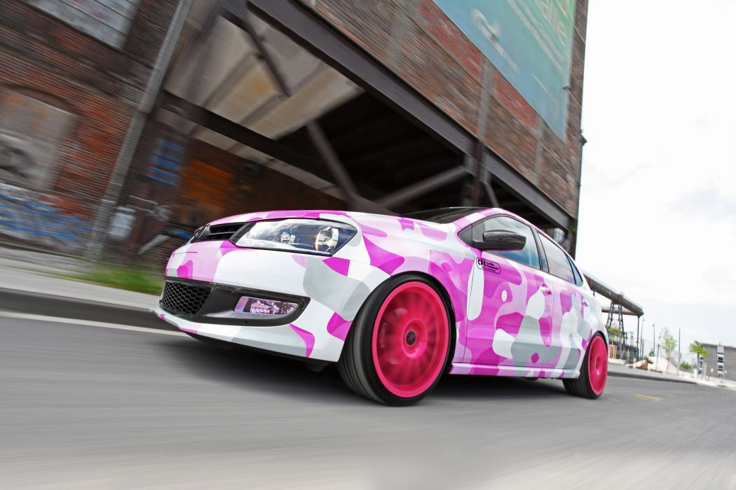 2012 Synergeti-Effects Volkswagen Polo GTI-6R gti tuning q wallpaper