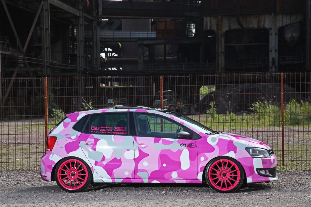 2012 Synergeti-Effects Volkswagen Polo GTI-6R gti tuning w wallpaper