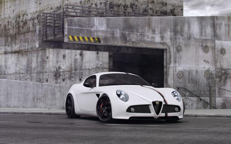2012 Wheelsandmore Alfa Romeo 8-C Competizione tuning wallpaper