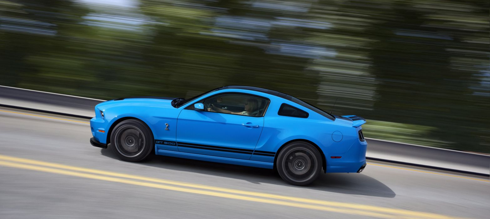 2013 Ford Shelby GT500 muscle b wallpaper