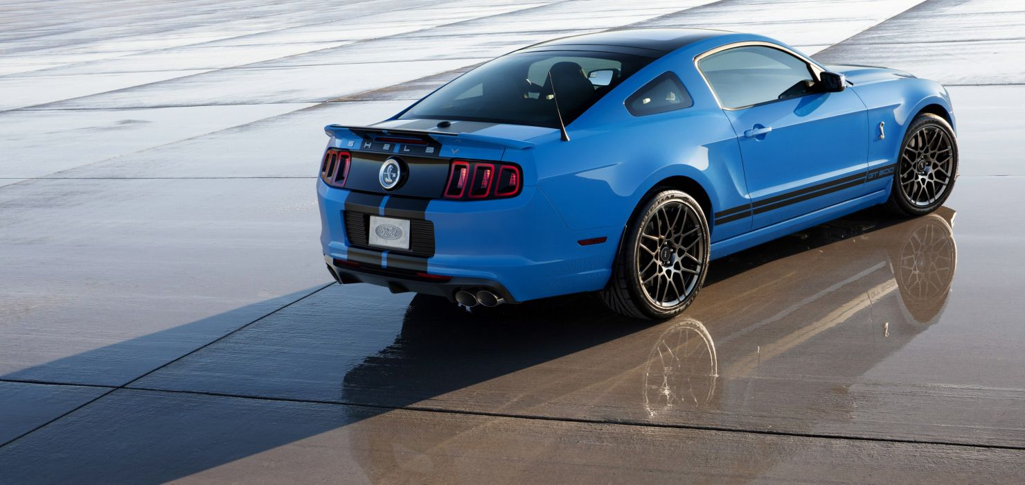 2013 Ford Shelby GT500 muscle t wallpaper