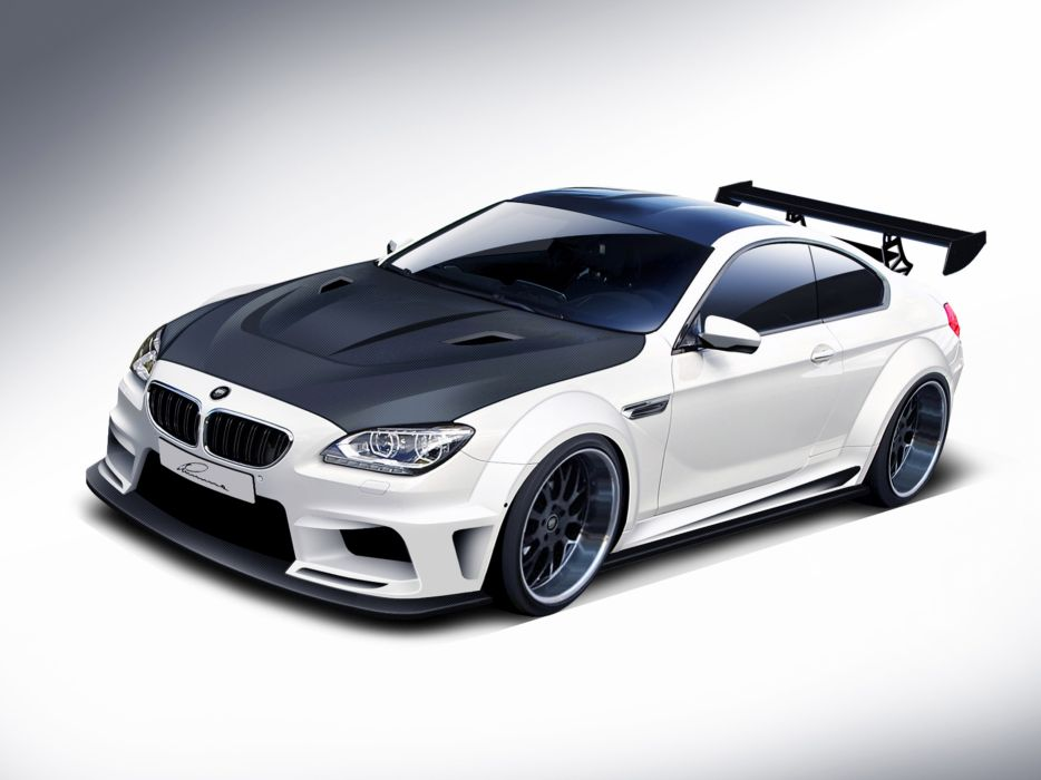 2013 Lumma-Design BMW M-6 tuning wallpaper