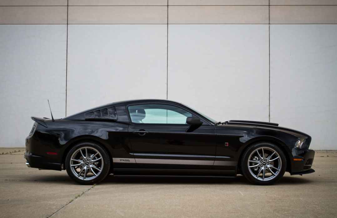 2013 ROUSH Ford Mustang R-S muscle tuning c wallpaper