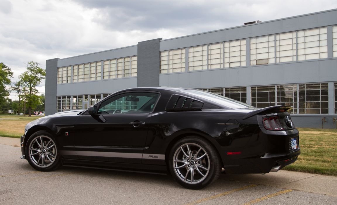 2013 ROUSH Ford Mustang R-S muscle tuning d wallpaper