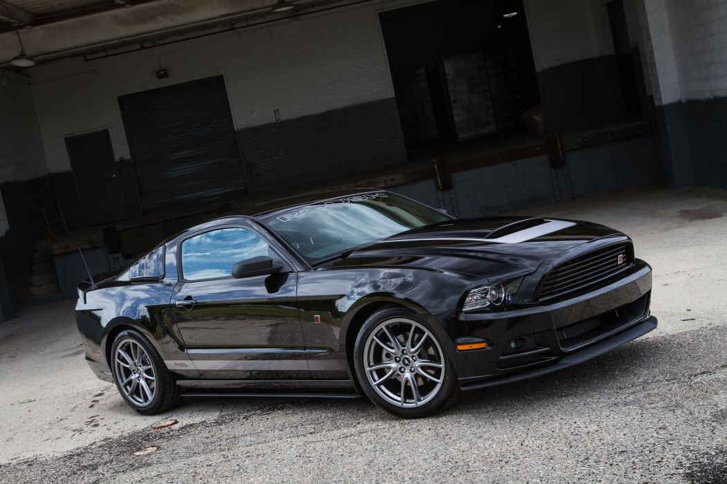 2013 ROUSH Ford Mustang R-S muscle tuning f wallpaper