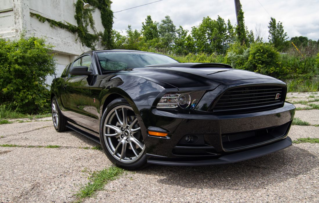 2013 ROUSH Ford Mustang R-S muscle tuning wallpaper