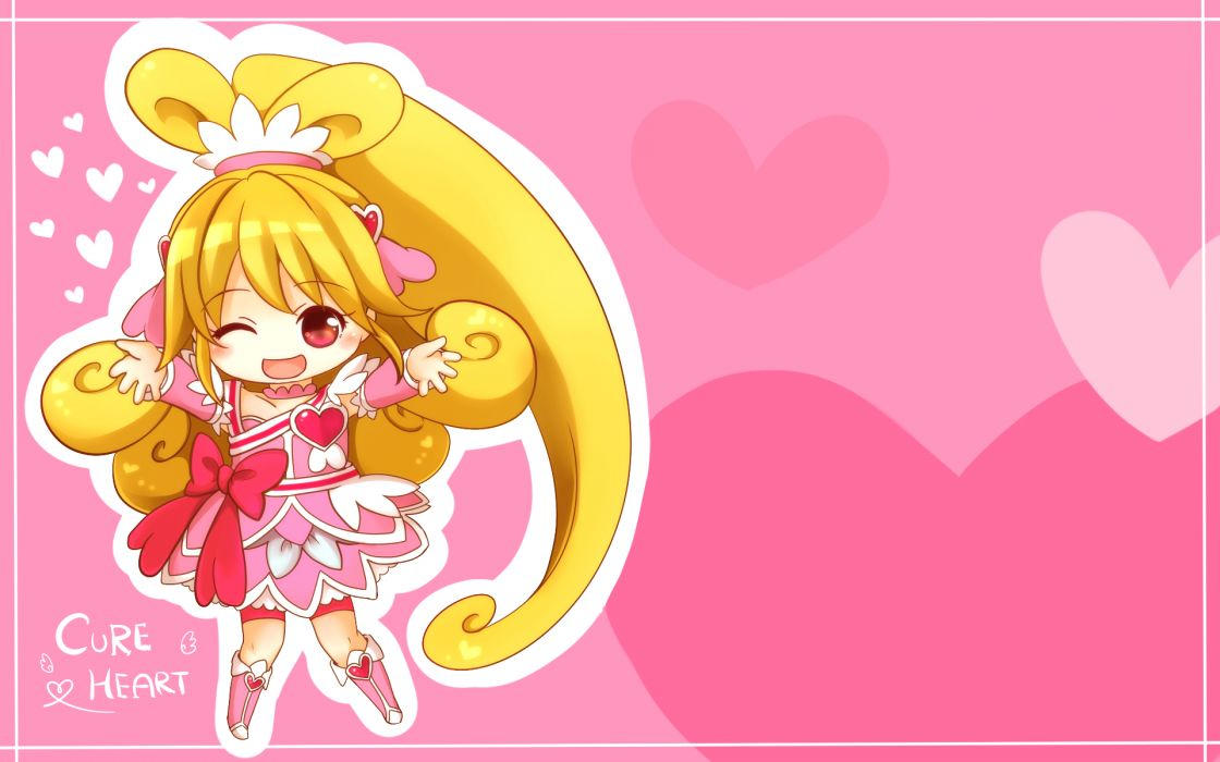 Dokidoki! Precure wallpaper