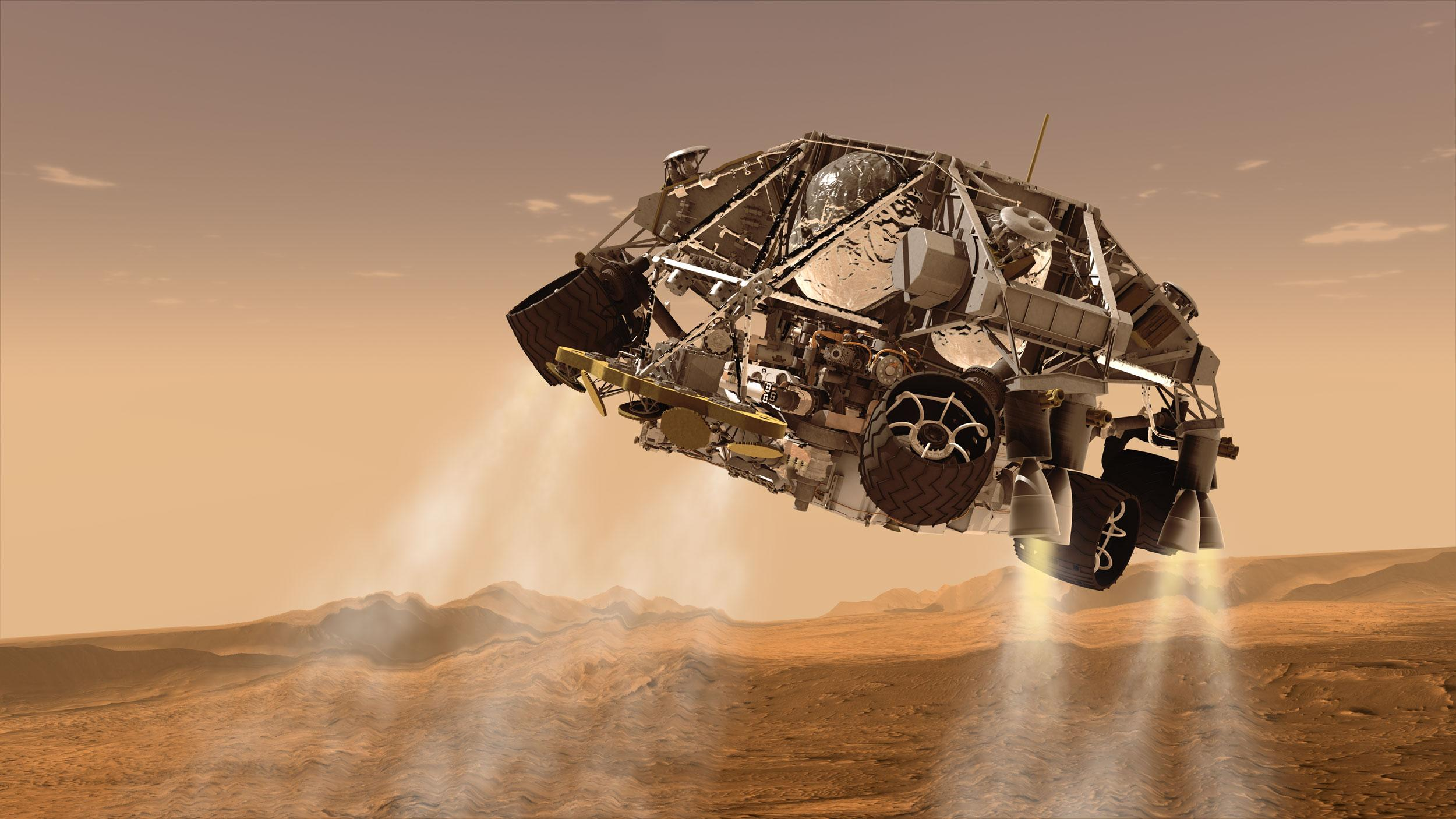 curiosity nasa space machine robot robots landscape landscapes planet    Nasa Wallpaper Curiosity