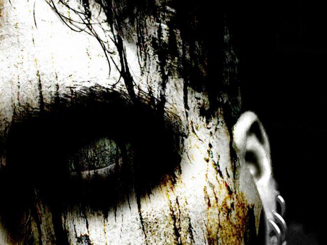 horror dark face demons demon gothic evil wallpaper
