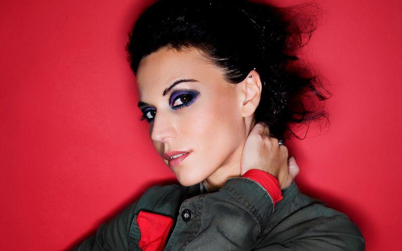 LACUNA COIL Cristina Scabbia hard rock d wallpaper