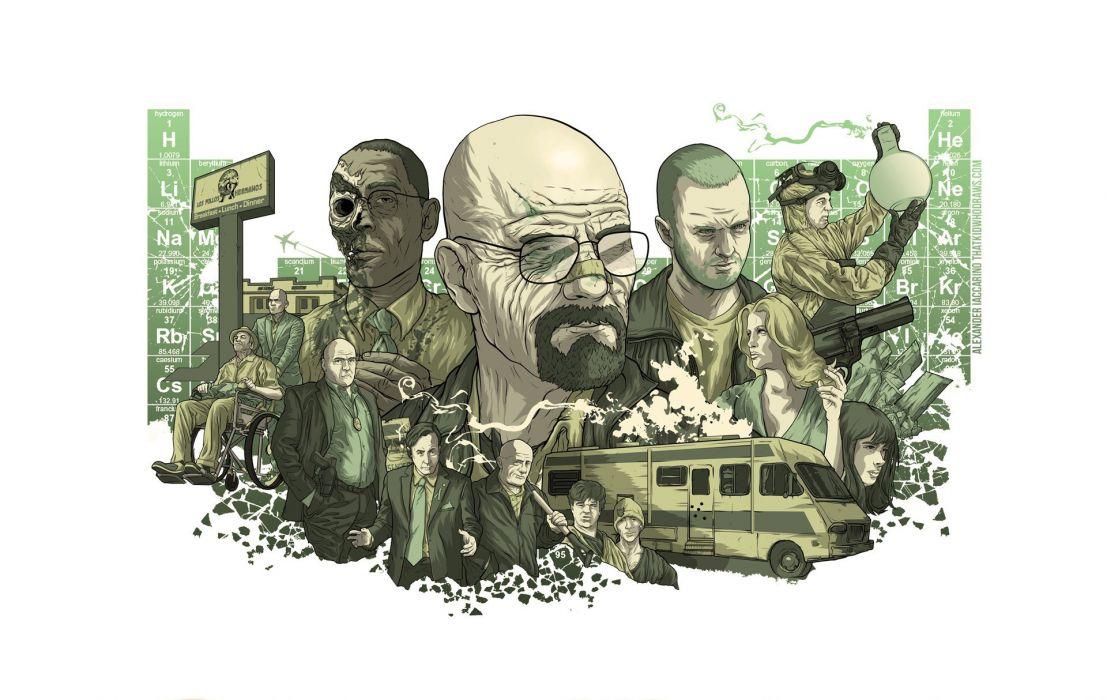 breaking bad Heisenberg Walter White Jesse pinkman wallpaper