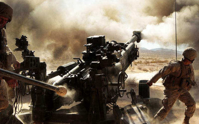 cannon mortar explosion military soldiers soldior warrior warriors weapons weapon wallpaper