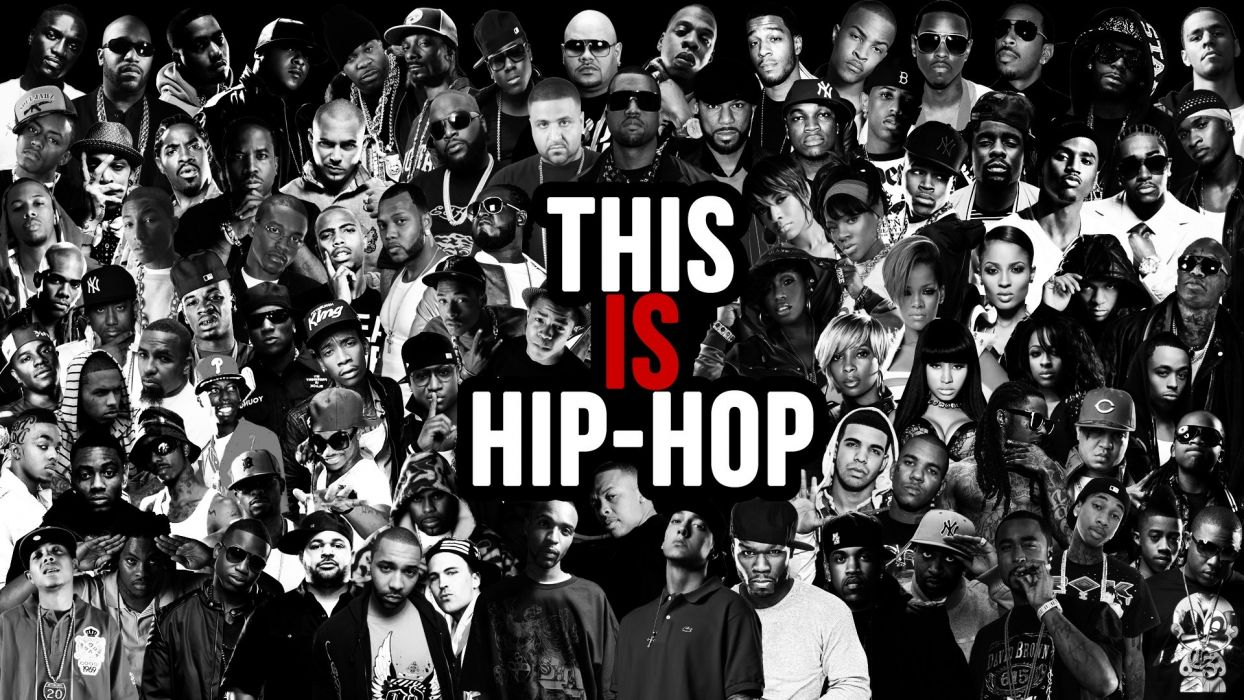 Hip Hop rap gansta wallpaper