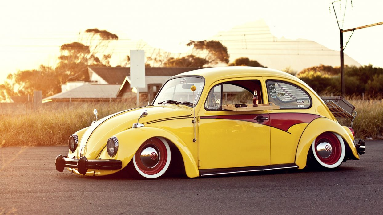 Volkswagen Bug Classic lowrider lowriders tuning wallpaper