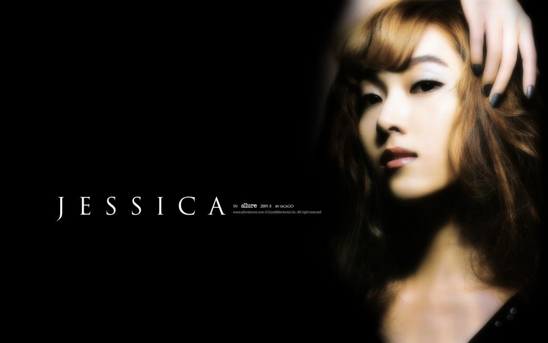 Women Girls Generation Snsd Asians Korean Jessica Jung Kpop