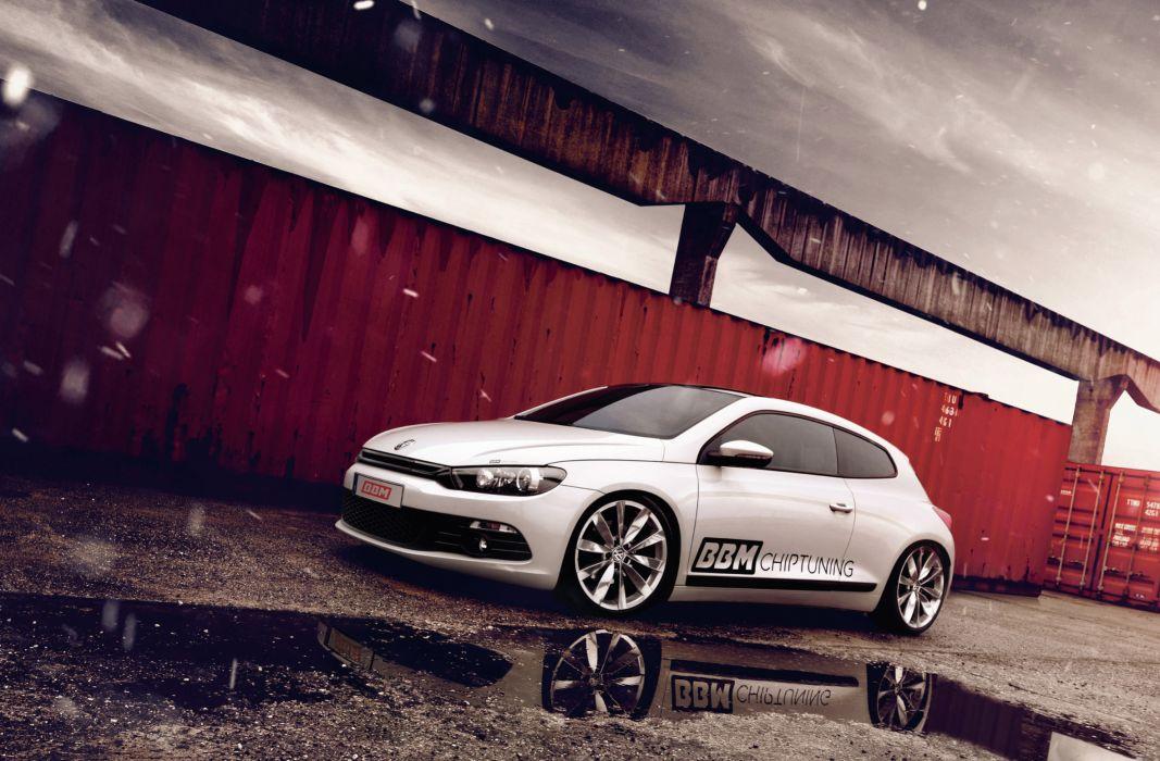 2012 BBM-Motorsport Volkswagen Scirocco tuning wallpaper