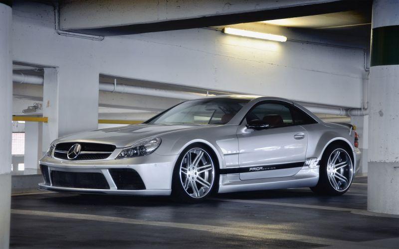 2012 Prior-Design Widebody Mercedes Benz S-L tuning a wallpaper