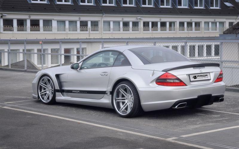 2012 Prior-Design Widebody Mercedes Benz S-L tuning c wallpaper