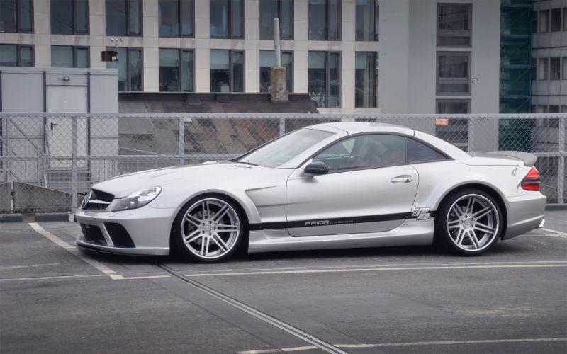 2012 Prior-Design Widebody Mercedes Benz S-L tuning f wallpaper