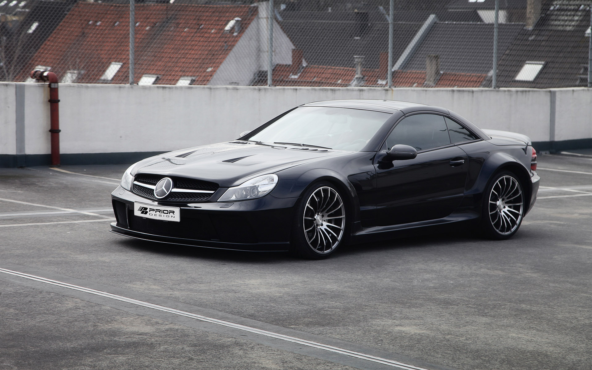 2012 prior design widebody mercedes benz s l tuning g for Mercedes benz tune up cost